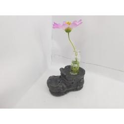 Ваза Ваза для цветов Бетонная ваза для цветов Ручная работа Эксклюзивная ваза для цветов