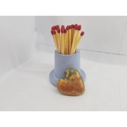 Подставка для спичек стиль Лофт Подставка для спичек минимализм Аксессуары для кухни Дизайн Интерьер