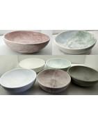 Beautiful, unusual and exclusive handmade concrete tableware
