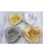 Креативные и необычные тарелки ручной работы из бетона