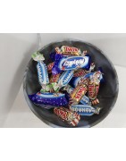 Large and beautiful handmade concrete candy bowls
