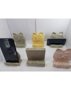 Эксклюзивные подставки под телефон ручной работы