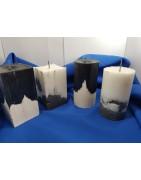 """Sets of handmade candles """"Yin-Yang"""""""