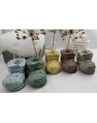 Exclusive and unique handmade concrete vases